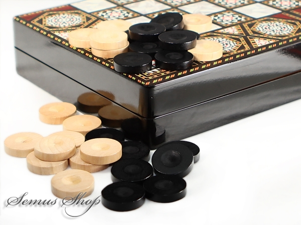 Tavla, Backgammon